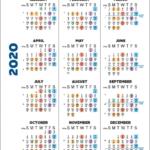 2020 Federal Pay Calandar
