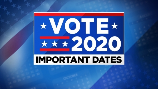 Here Are The 2020 Election Dates, Deadlines You Need To Know