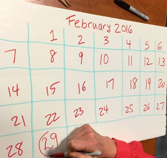 Leap Year: Why 29 February Only Happens Every Four Years