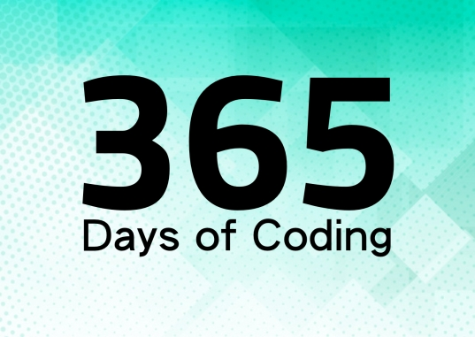 What Is 365 Days Of Coding?. An Increasingly Common Goal
