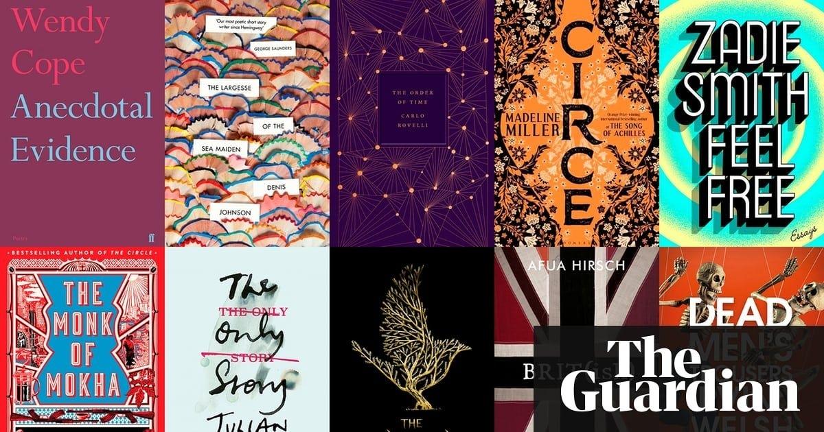 2018 In Books: A Literary Calendar | Julian Barnes, Books