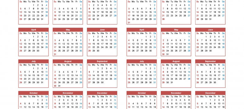 2020 2021 Financial Year Dates | 2020Calendartemplates