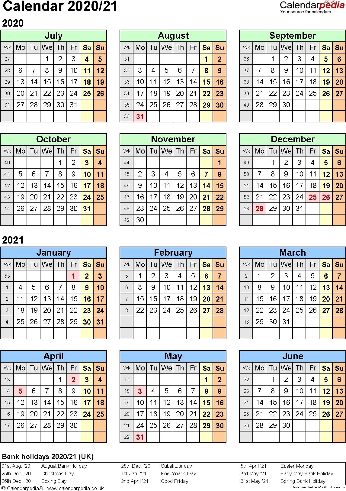 2020 Government Payroll Calendar – Template Calendar Design