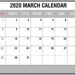 Editable 31 Day Calendar