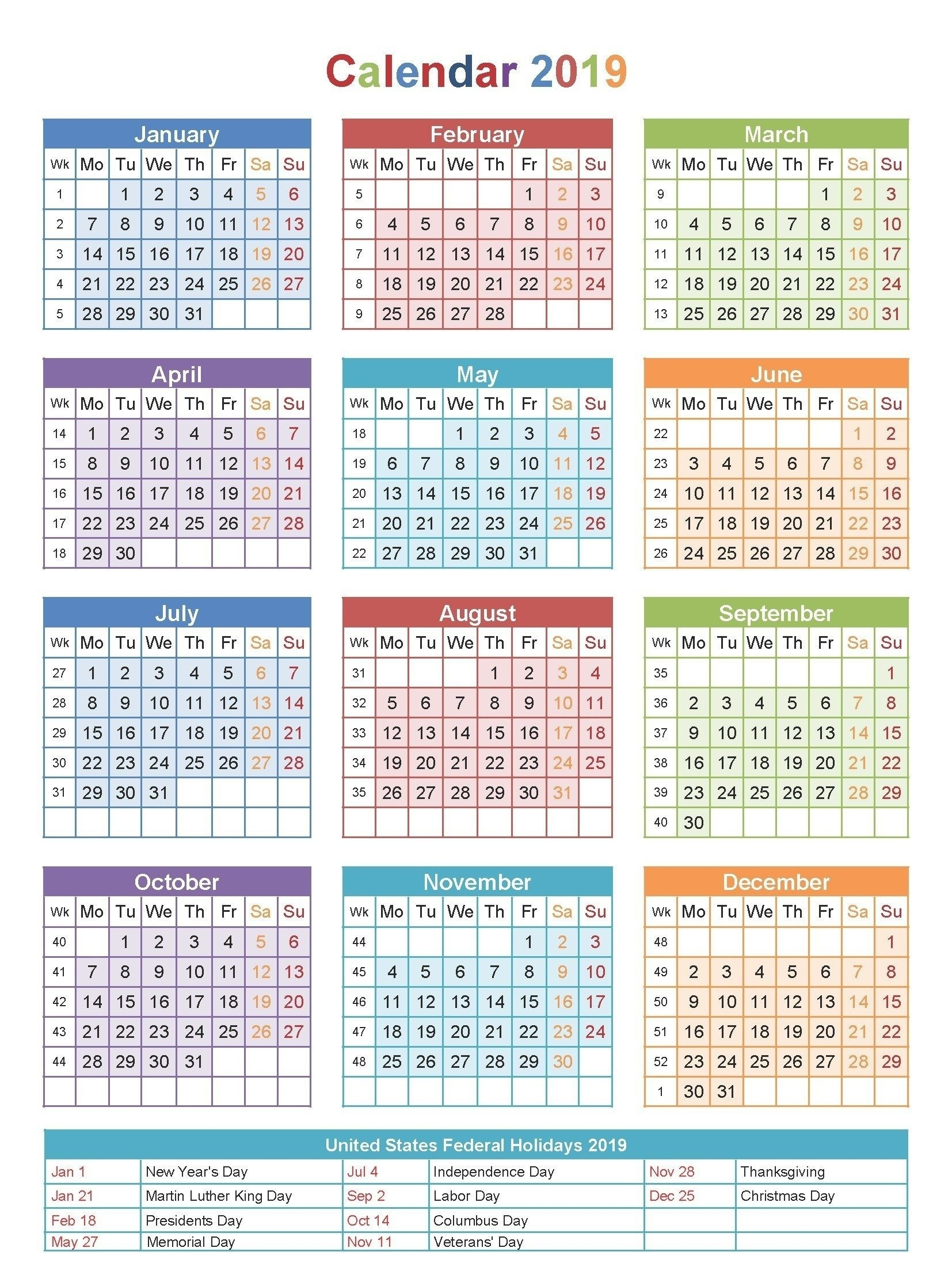 2020 Postal Pay Period Calendar – Template Calendar Design
