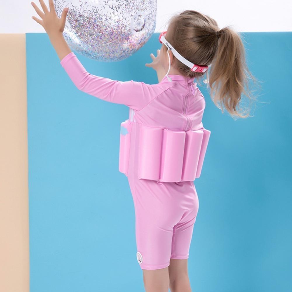 2020 Print Floating Buoyancy Swimwear For Girls Boys