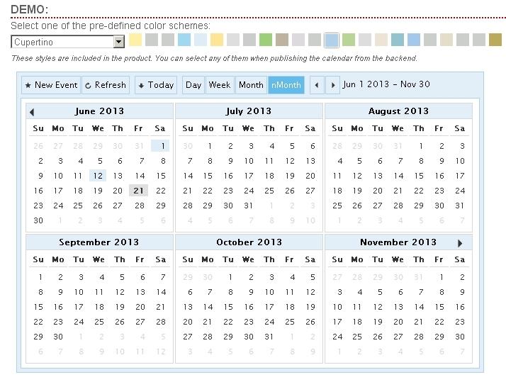 31 Day Fmulti Vial Calendar :-Free Calendar Template