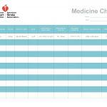 28 Day Med Calendar