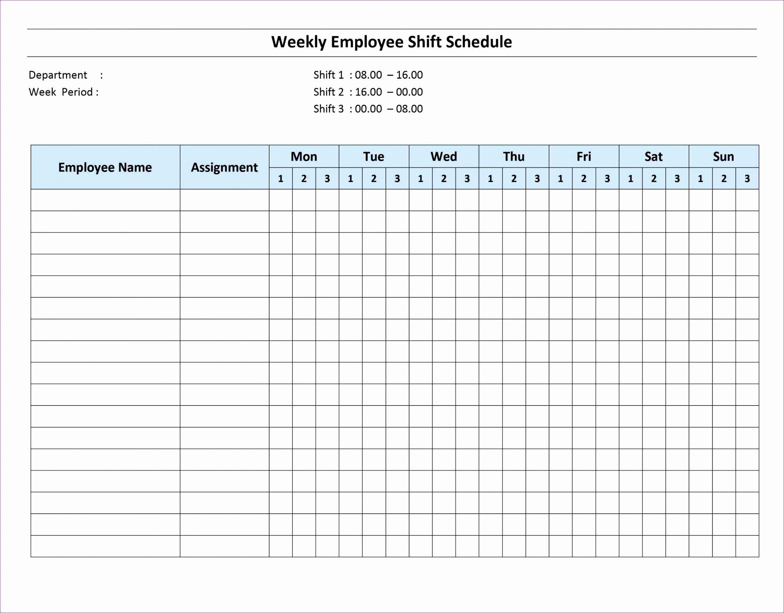 6 Employee Performance Review Template Excel - Excel