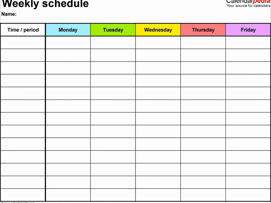 8 Semi Monthly Timesheet Template Excel - Excel Templates