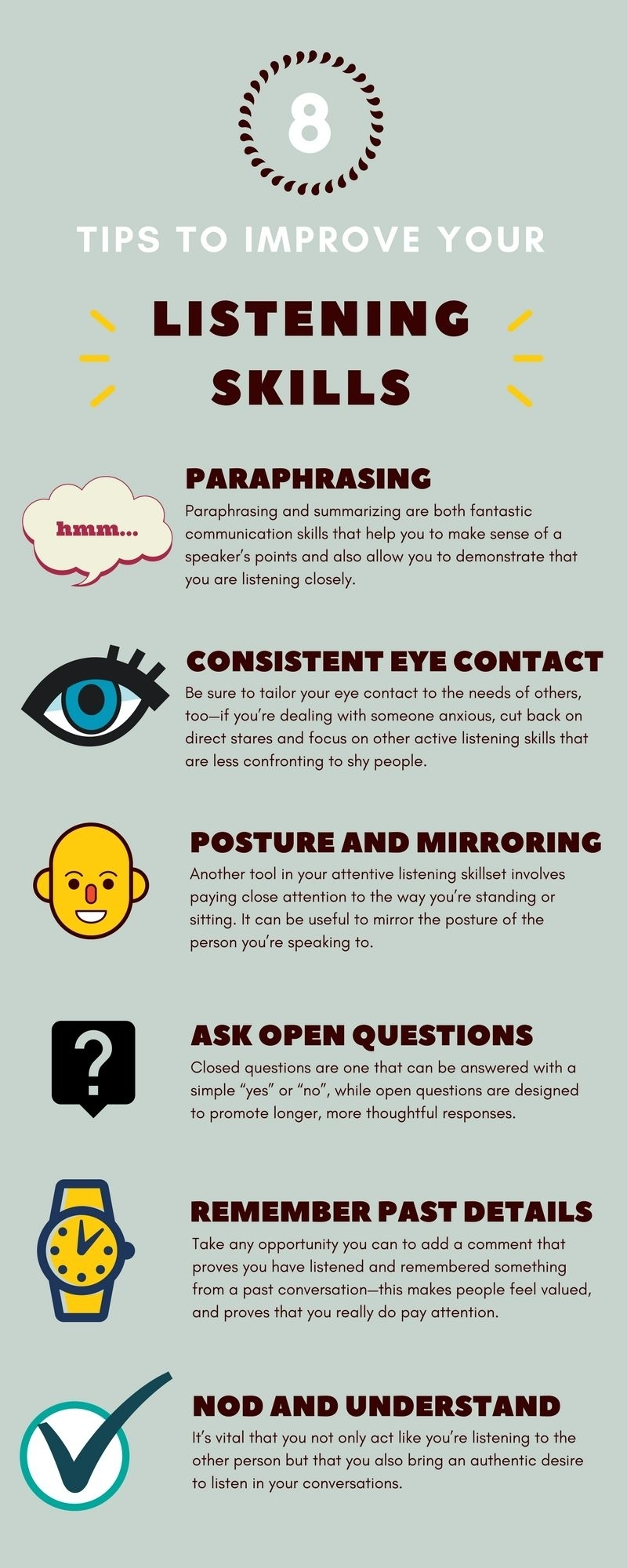 8 Tips To Improve Your Listening Skills For Better