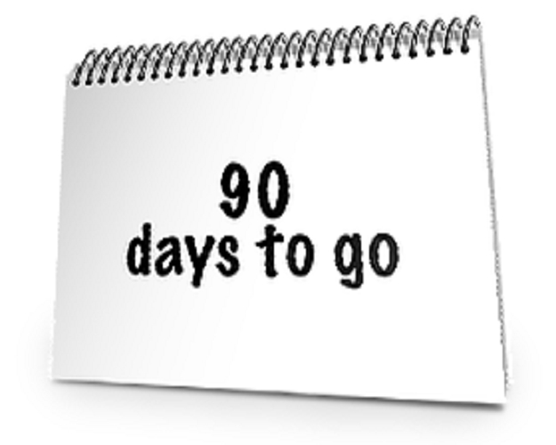 90 Day Countdown - Charisma Factor