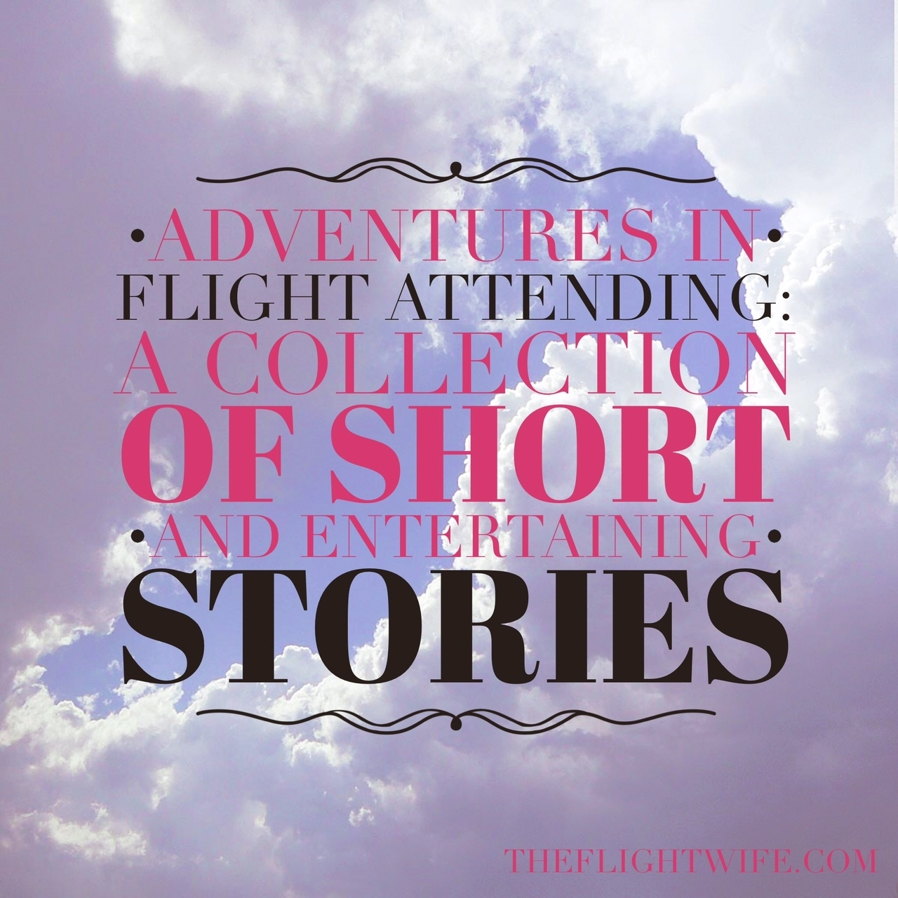 Adventures In Flight Attending: A Collection Of Short (And