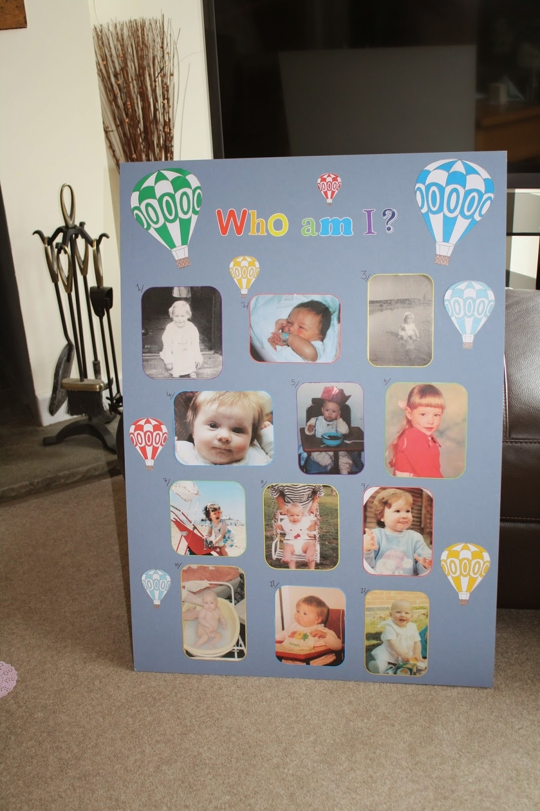 B Is For Baby: August 2014
