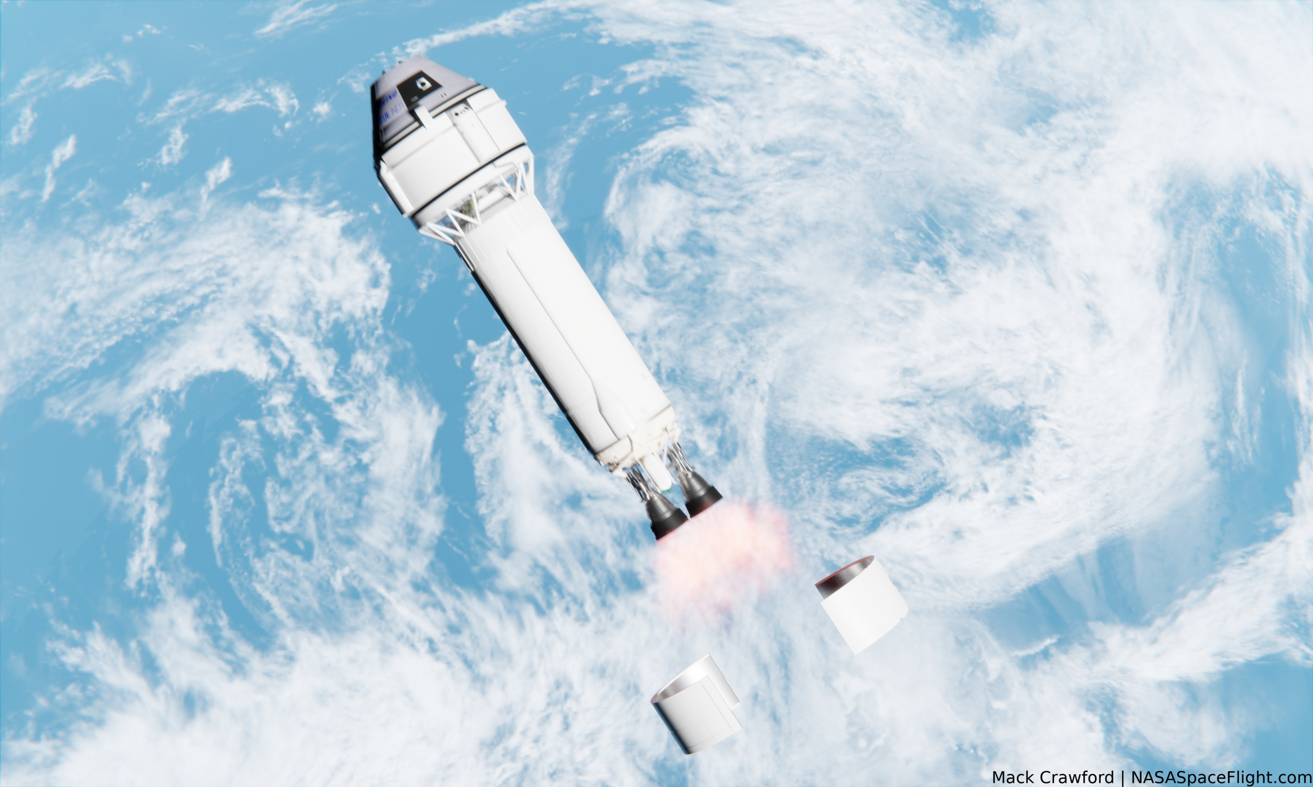 Boeing Provides Update, Path Forward For Starliner