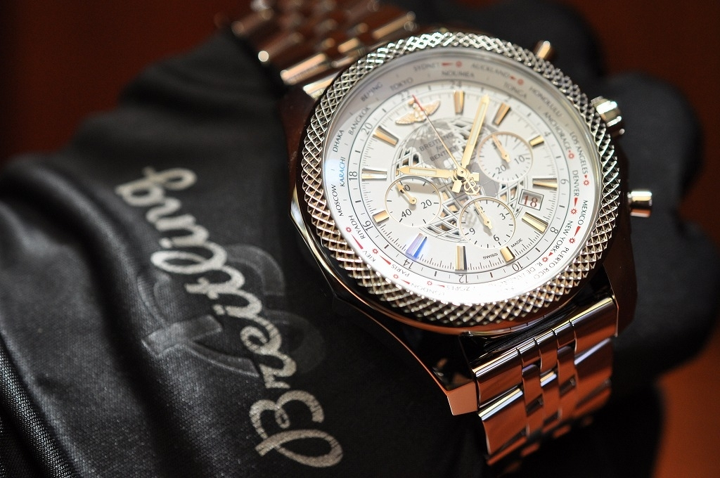 Breitling For Bentley 最新作入ってます! | Staff Blog | Basis