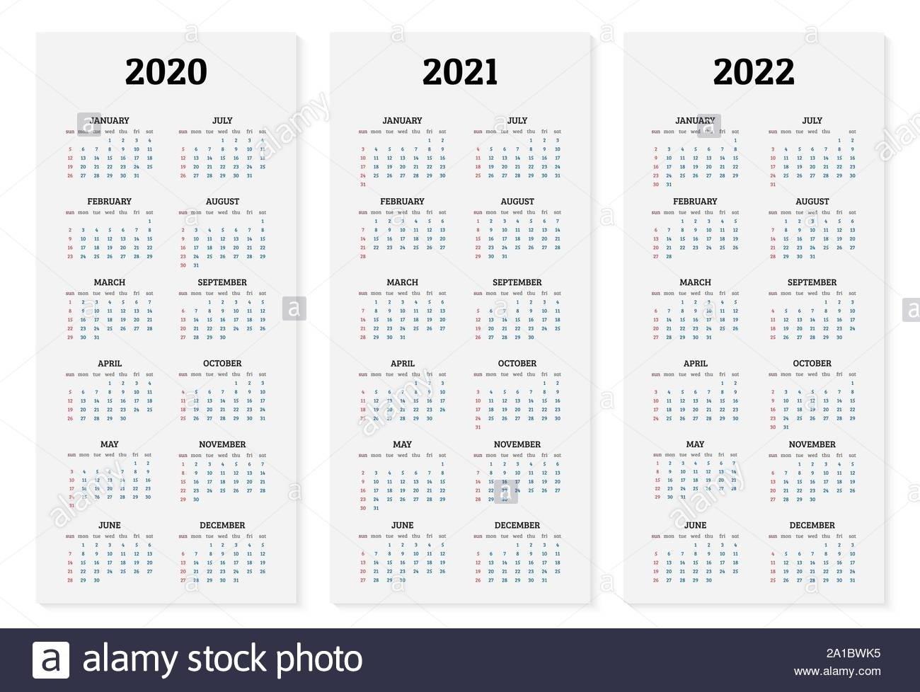 Calenadrio Juliano 2020 – Template Calendar Design