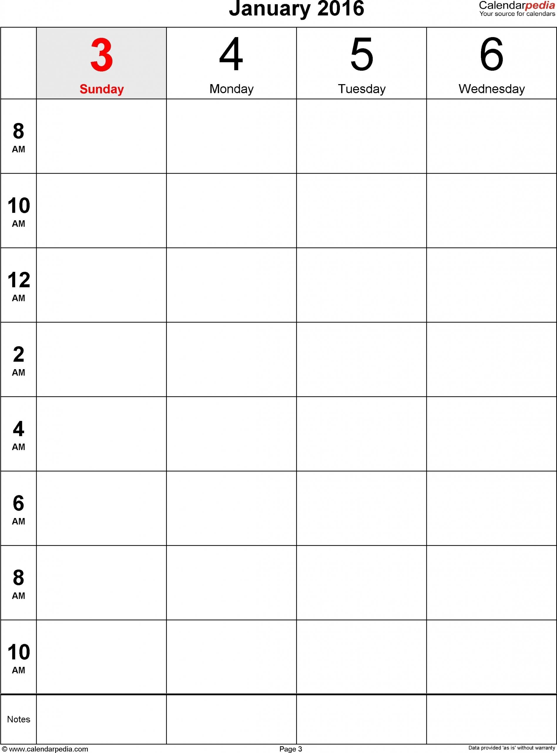 Calendar Blank 8 5 X 11 | Printable Calendar Template 2020