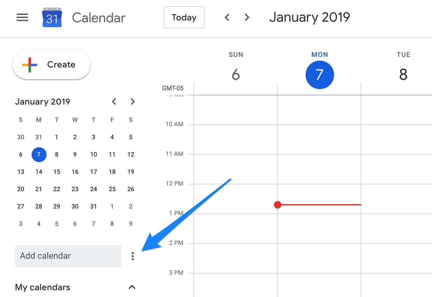 Calendar Subscription – Time Off Cloud