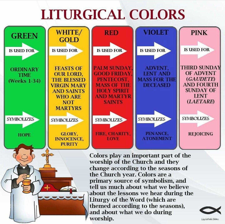 Catholic Liturgical Color For Lent | Colorpaints.co
