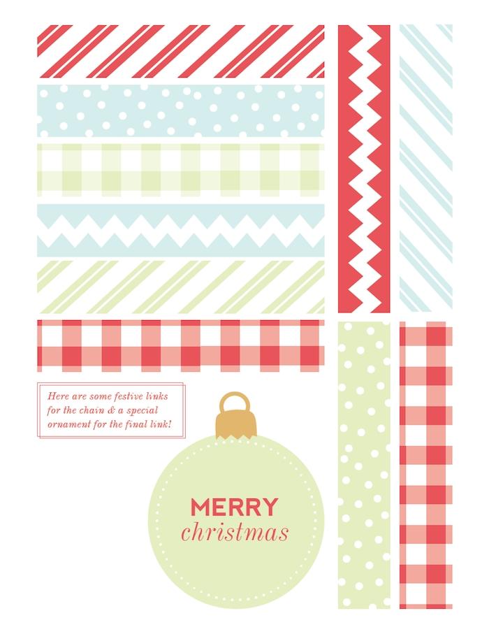Christmas Countdown Printables | Christmas Countdown