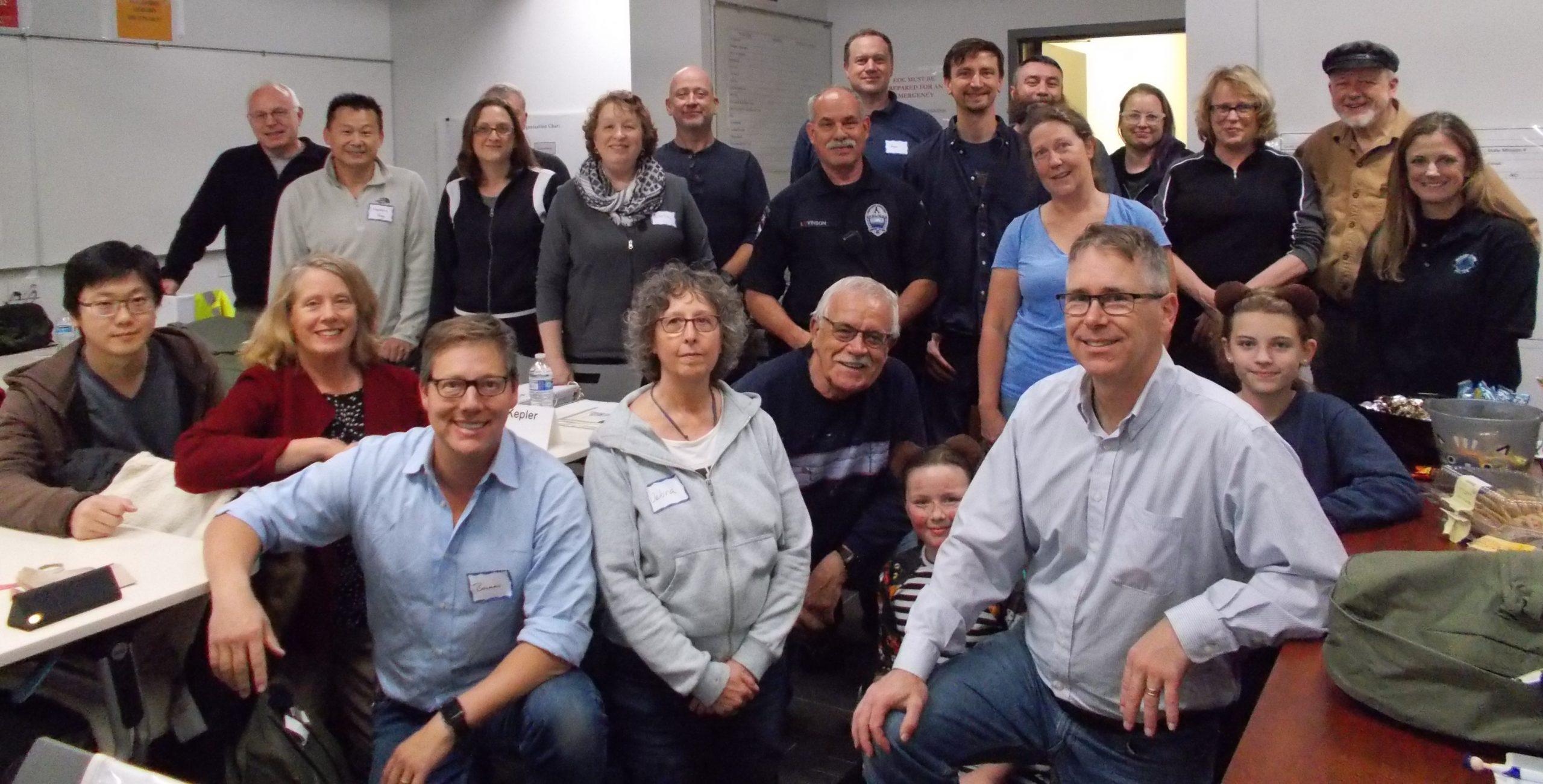 Community Emergency Response Teams (Cert) | Mercer Island