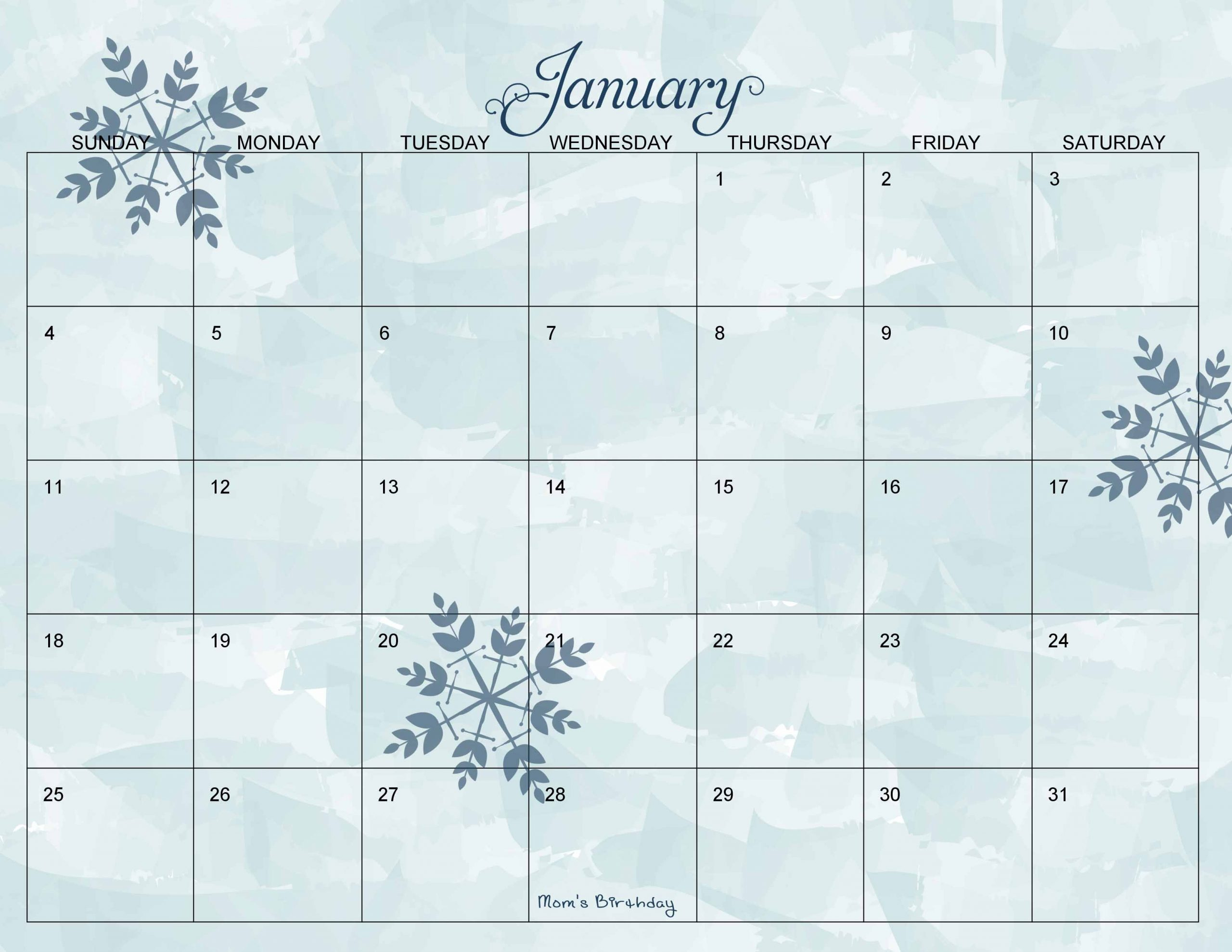 Creating Your Own Calendar In Mds Tutorial