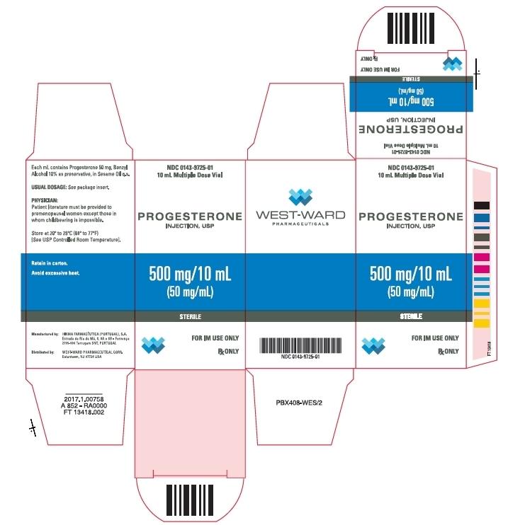 Dailymed - Progesterone- Progesterone Injection