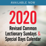 Liturgical Calendar 2020 Methodist