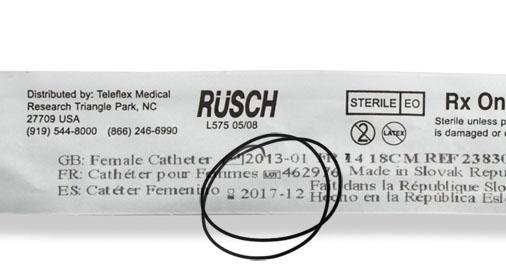 Do Catheters Expire? - 180 Medical