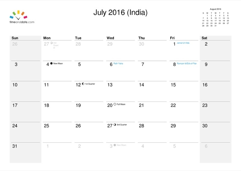 Download Office Vacation Calendar Template For Free