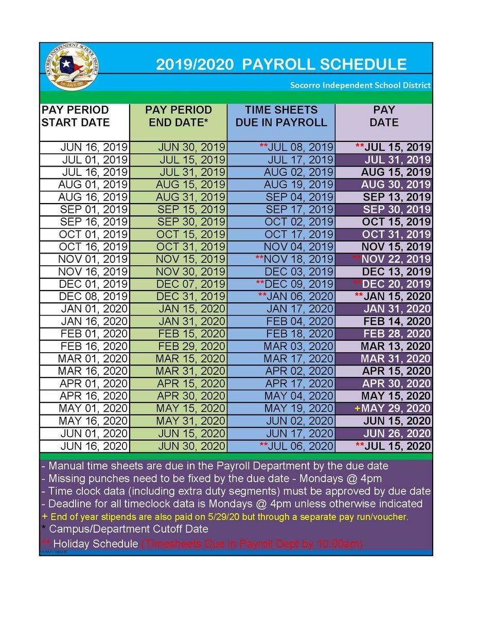 Ey Pay Schedule | Payroll Calendar 2021