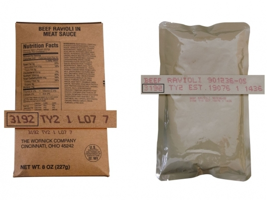 Faq | Wornick Foods | Military Rations