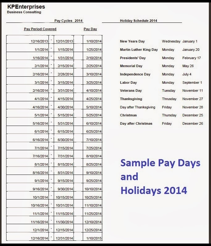 Federal Holidays 2018 Opm | Lifehacked1St