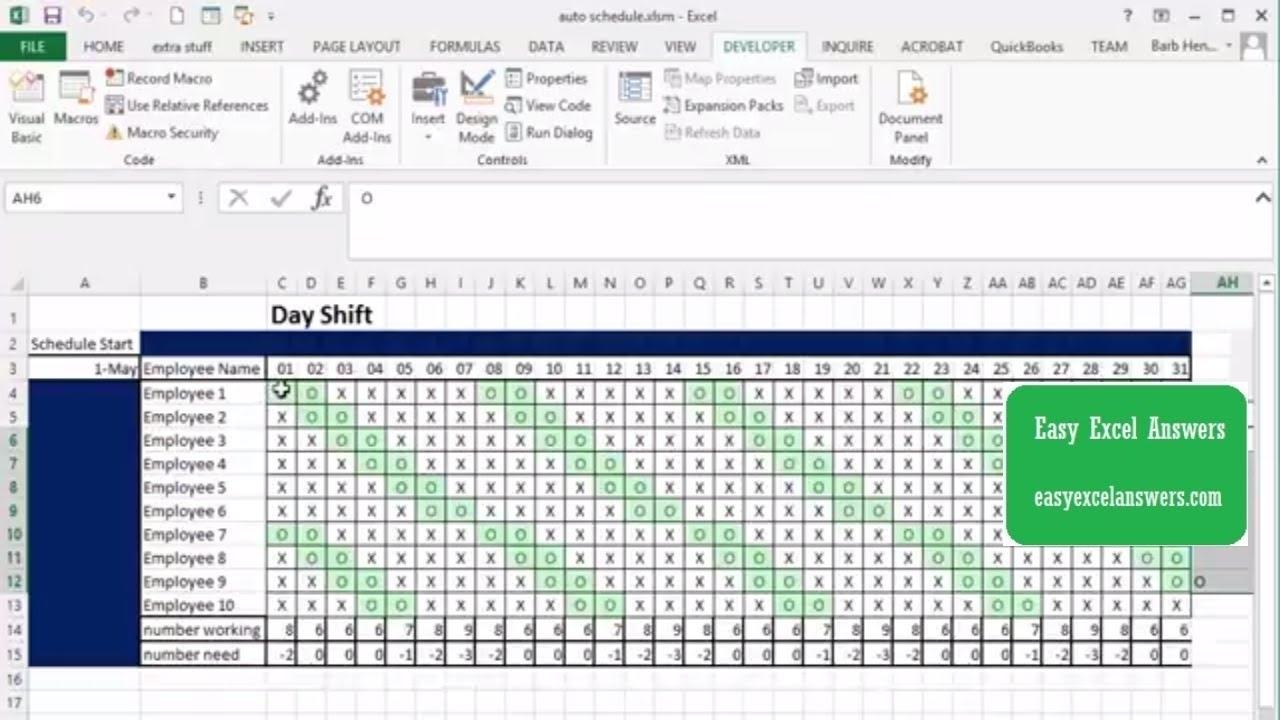 Free Shift 2020 Shift Calendar | Calendar Template