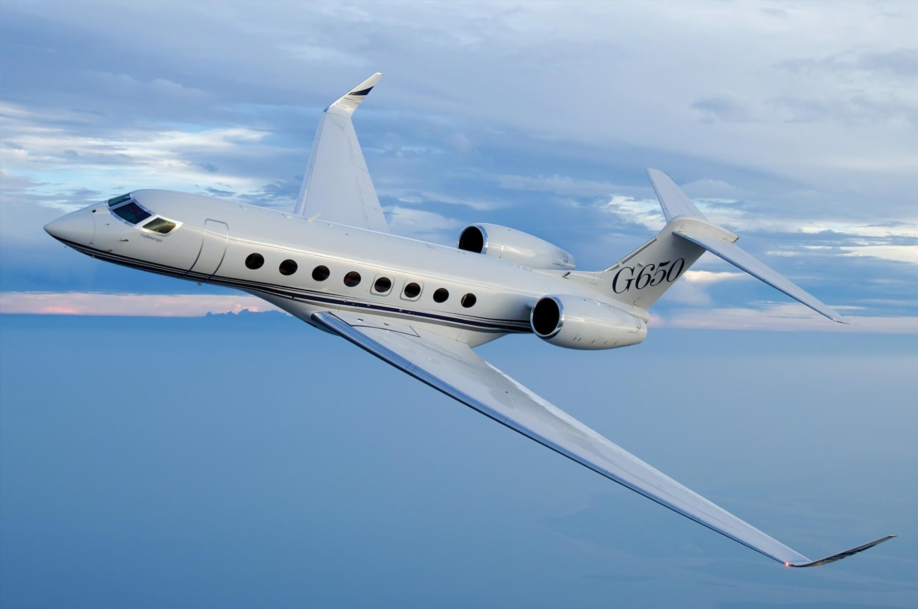 Gulfstream Marks Five-Year Anniversary Of G650 Type