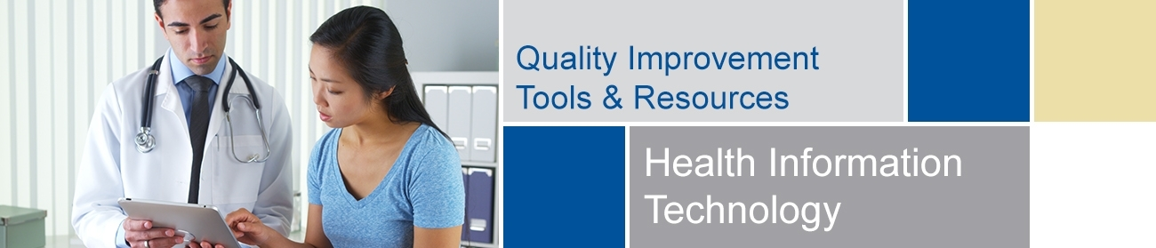 Health Information Technology Tools And Resources