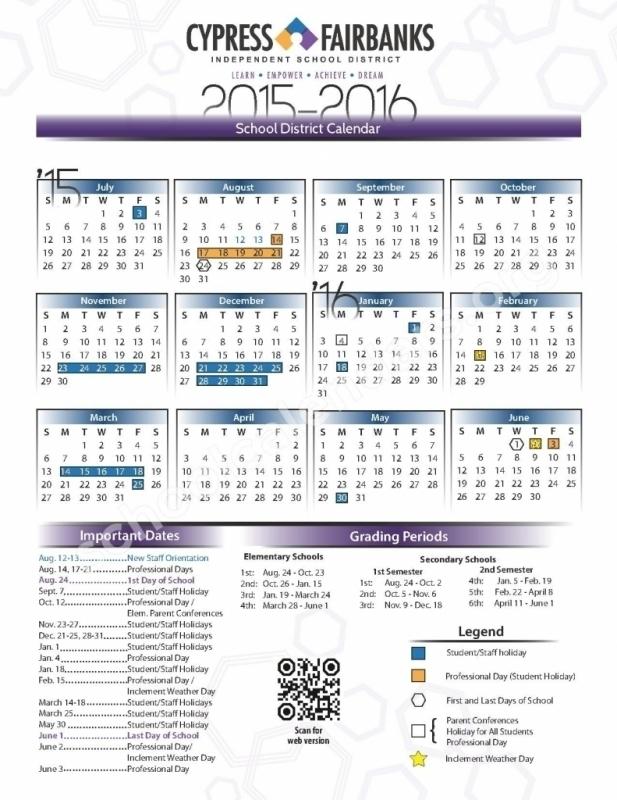 Humble Isd Calendar 2016-2017 :-Free Calendar Template