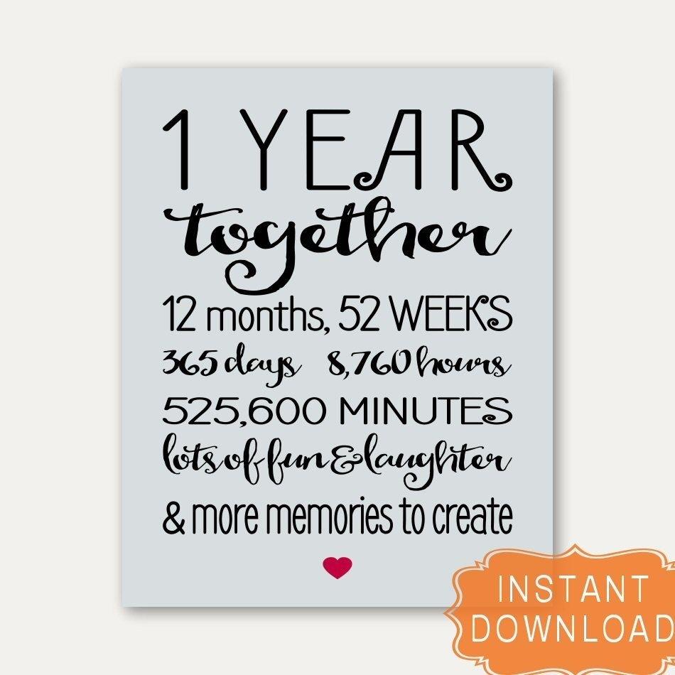 Image Result For Weve Been Together 365 Days | Cards For