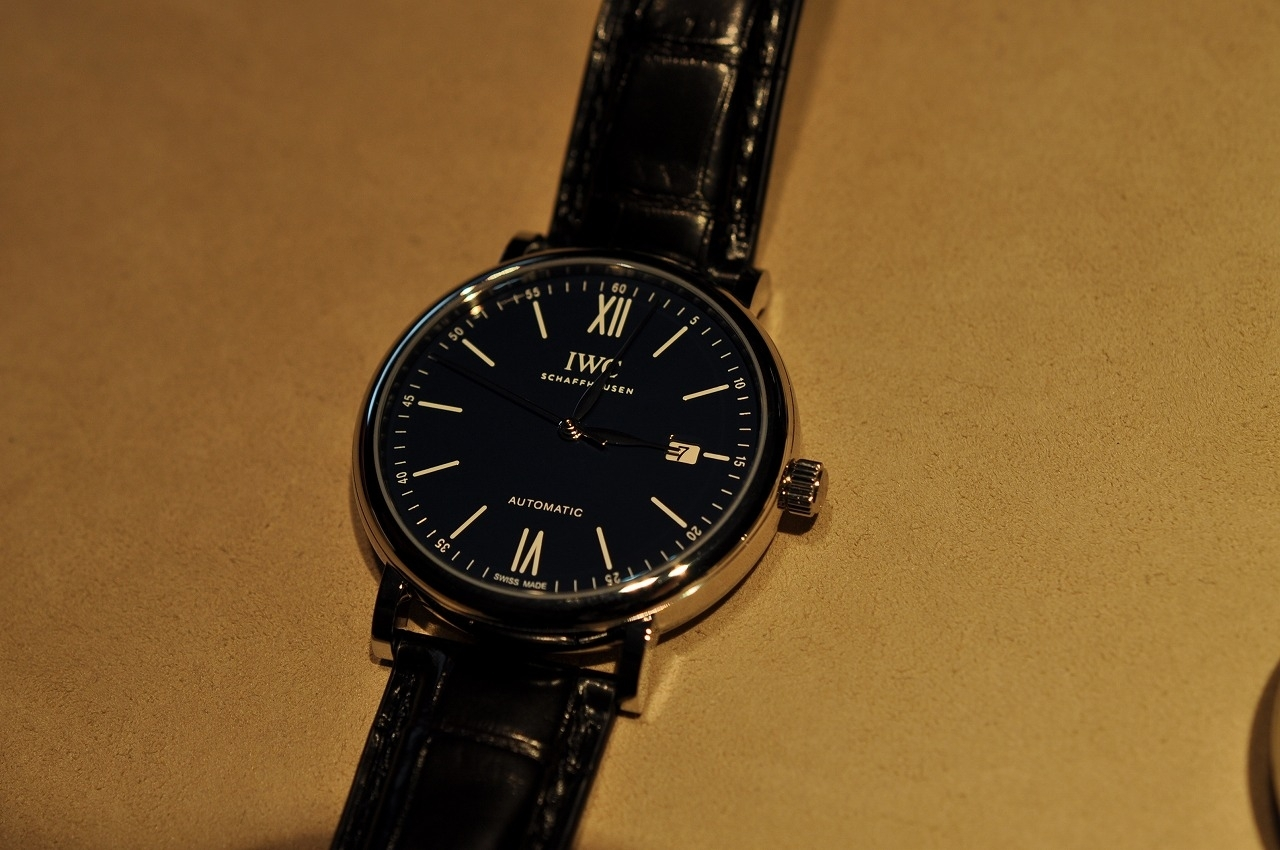 Iwc|新作状況 | Staff Blog | Basis Species Authorized Watch