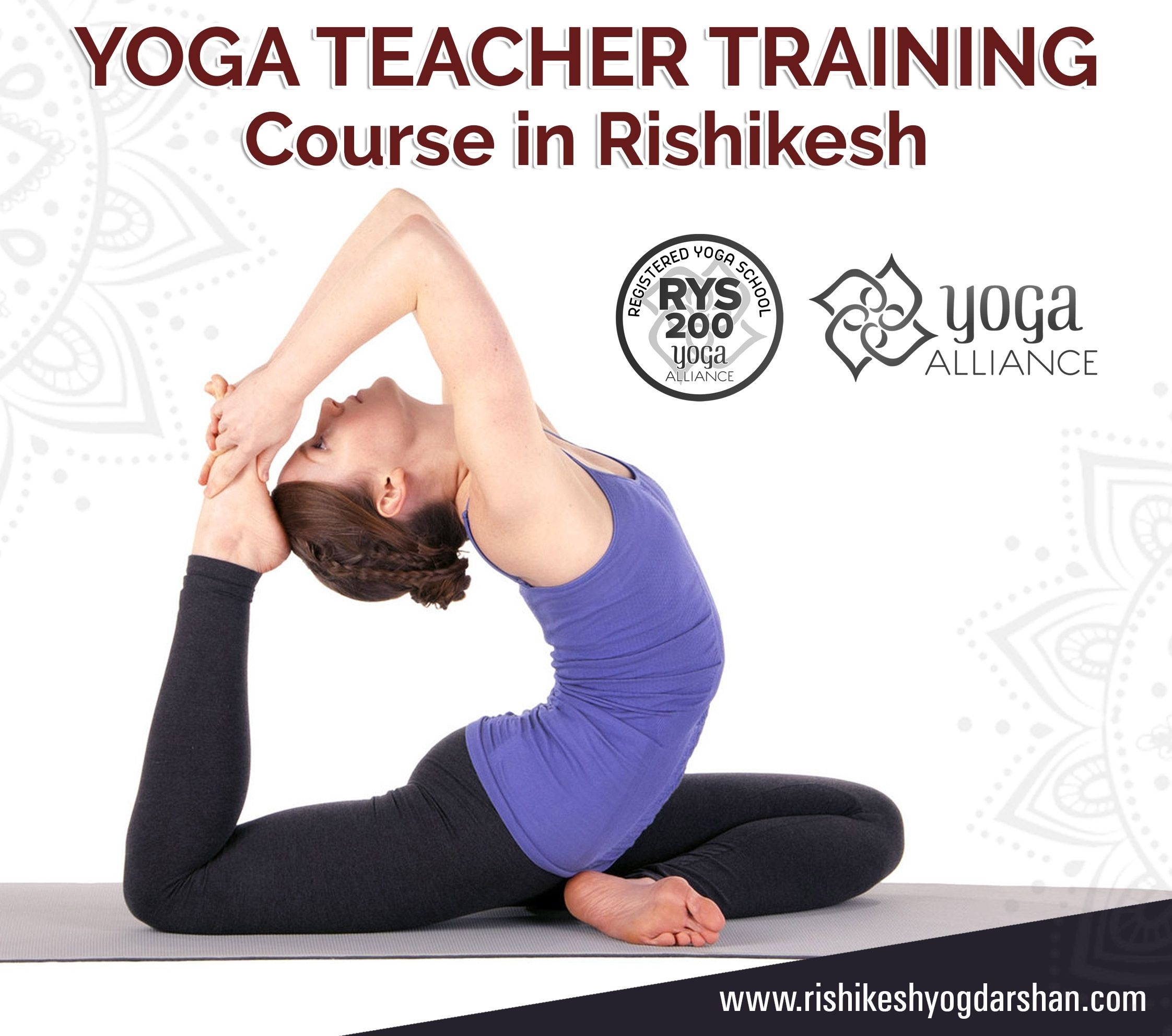 Join Our 28 Days Hatha And Ashtanga Course At Rishikesh