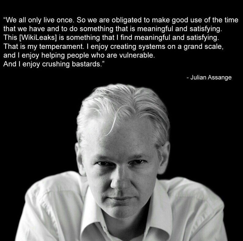 Julian Assange | Julian, Writing A Book, Persecution