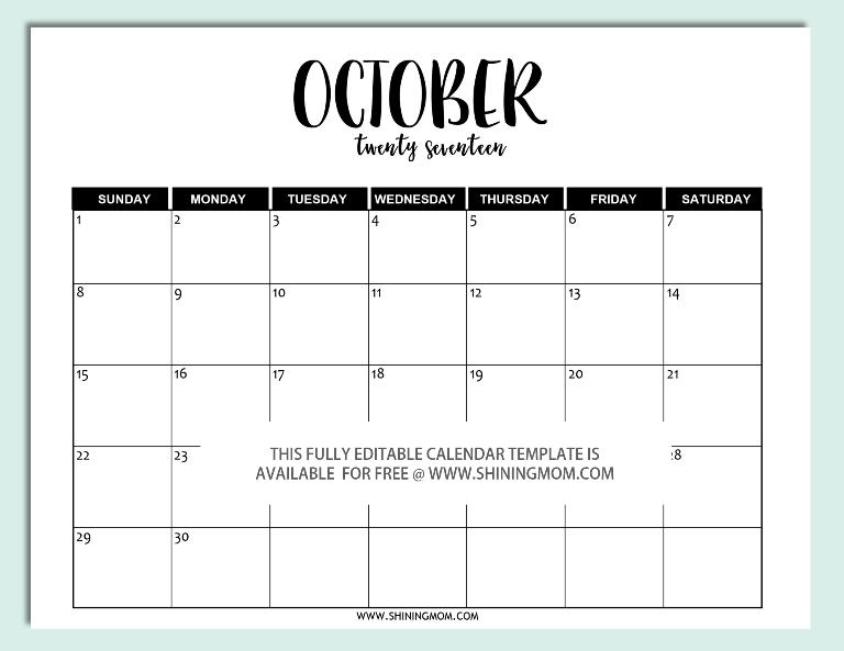 Julian Calendar – Printable Year Calendar