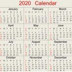 Julian Calendar Tableto Print