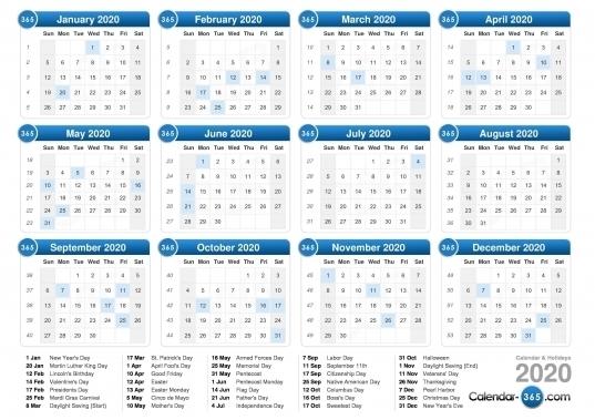 Kipp Calendar 2019 2020 - Calendar Online 2019