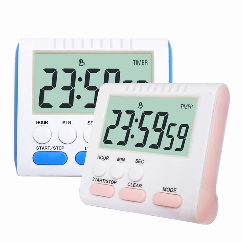 Lcd Digital Short Timer Kitchen Cooking Timer Count Down