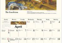 Liturgical Calendar 2020 – Template Calendar Design