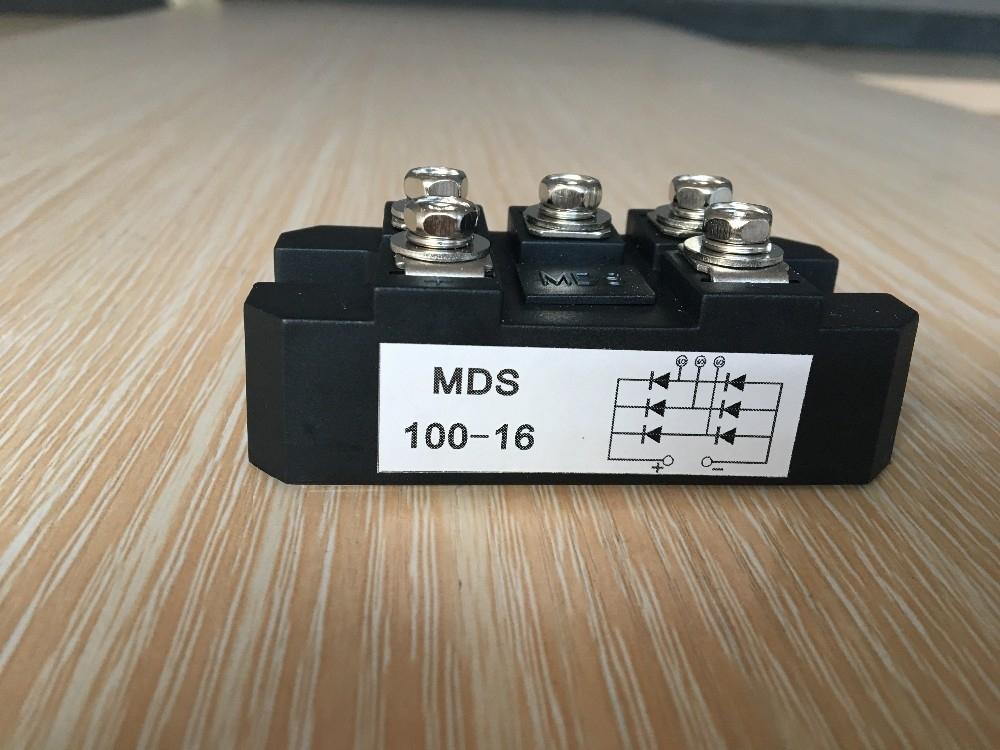 Mdq/Mds 10A/20A/30A/60A/100A/800A Bridge Rectifier - Buy