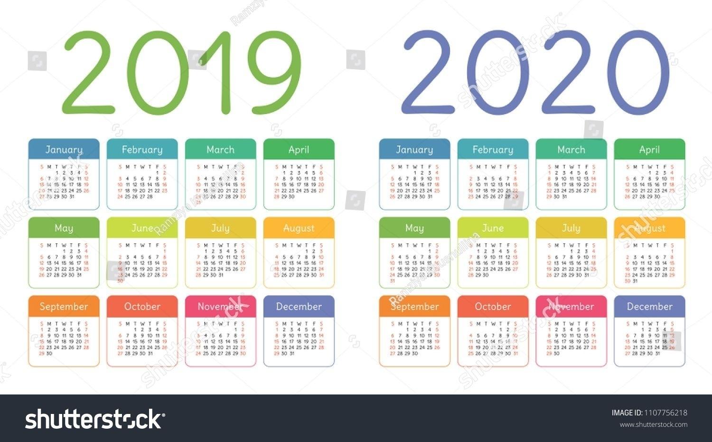 Methodist Lectionary Calendar 2020 – Template Calendar Design