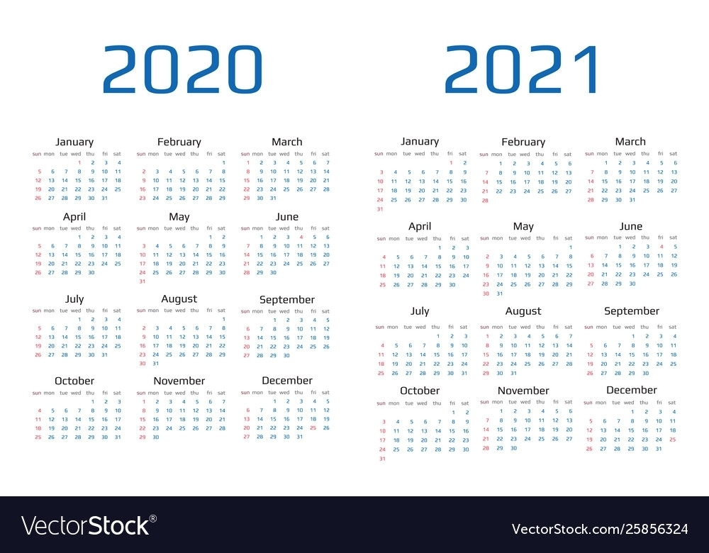 Monday To Sunday Calendar 2021 Full Months | Calvert Giving